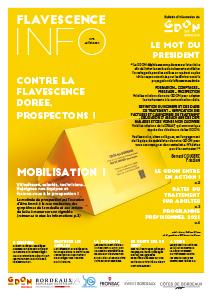 Flavescence Info n°3 – 2021