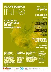 Flavescence Info n°4 – 2021