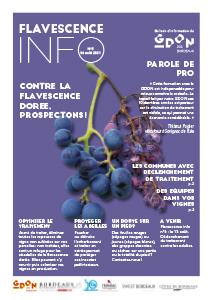 Flavescence Info n°5 – 2021