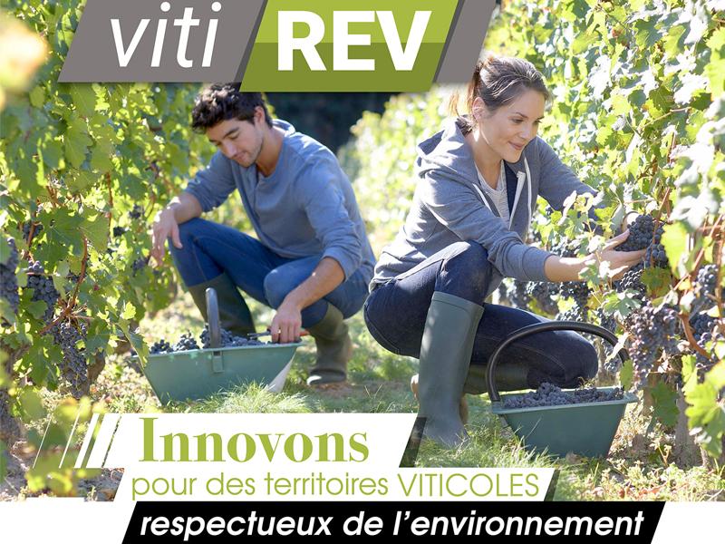 VITIREV : Innovons pour des Territoires Viticoles Respectueux de l'E...